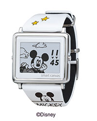 45a5713ec9 Smart Canvas『MICKEY & Friends』3モデルを新発売! - ミッキーマウスをはじめ人気キャラクターが大集合 -