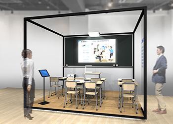 03b322829d 電子黒板を活用したわかりやすい授業、インクジェットプリンターを活用した教材作成や校内行事の準備もスムーズに。ICTを活用したエプソンが提案する教育現場をご紹介  ...