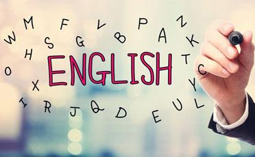 展 英語 写真