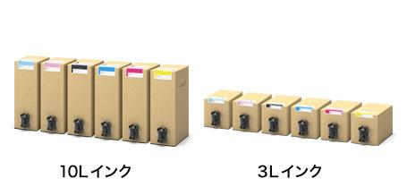 大容量インク供給ユニット