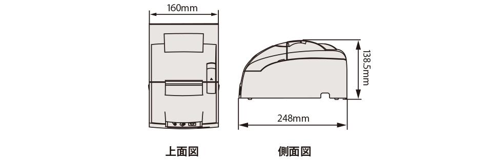 寸法図(B/Dタイプ)