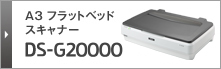A3高精細フォトスキャナー DS-G20000
