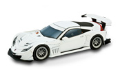Papercraft recortable del Racing Car  Honda Blanco HSV-010 2012. Manualidades a Raudales.