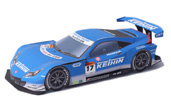 Papercraft recortable del Racing Car Keihin HSV-010 2011. Manualidades a Raudales.